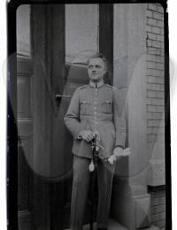 Soldatenfoto von Wilhelm Christof Heim