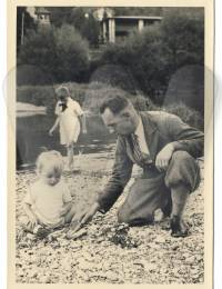 Gruppenfoto mit Wilhelm Heim mit Gerhard