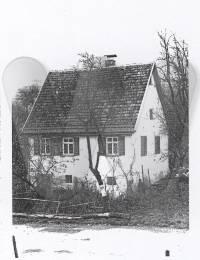 Elternhaus von Wilhelm Heim (1933, Verschollen)